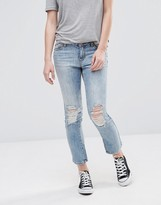 Noisy May Scarlet Girlfriend Jeans