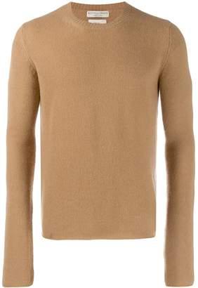 Bottega Veneta elongated sleeve jumper