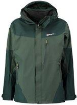Berghaus Arran Hardshell Jacket Scarab/deep Forest