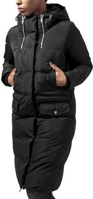 Urban Classics Women's Ladies Bubble Coat