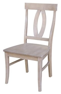 Darby Home Co Altman Solid Wood Dining Chair Darby Home Co