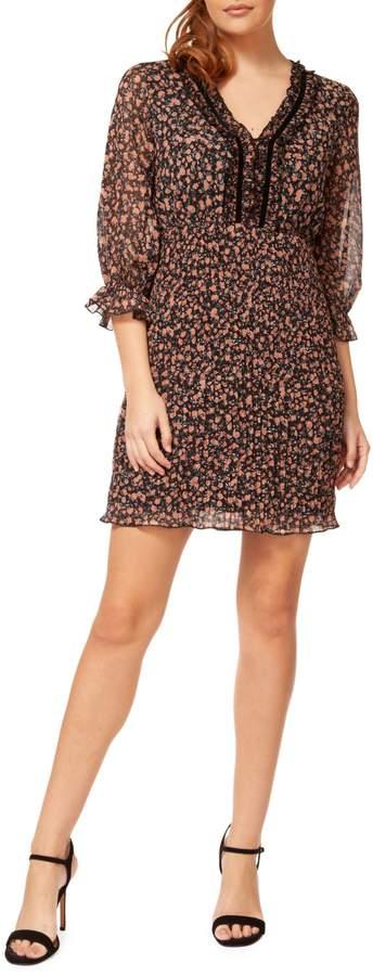 Dex Ruffle Sheath Dress