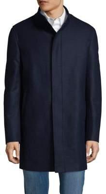 Calvin Klein Milton High Neck Coat