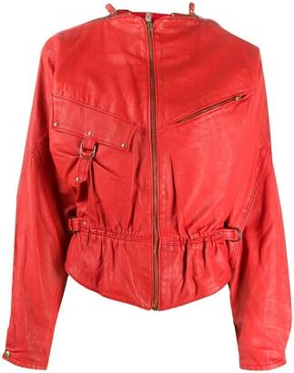 A.N.G.E.L.O. Vintage Cult 1980s Zipped Jacket