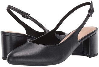 Easy Spirit Evolve Rita (Black Leather) Women's Shoes