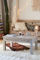 Urban Outfitters Rashmi Carved Coffee Table