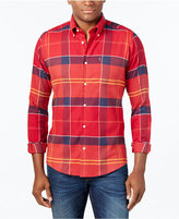 Barbour Men's Sierra Plaid Shirt, A Star Gift Macy's Exclusive