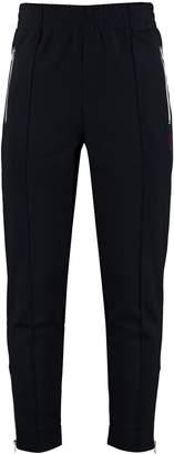 Patch Cotton-blend Track-pants