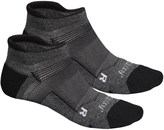 Saucony XP FlexTemp No-Show Socks - 2-Pack, Below the Ankle (For Men and Women)