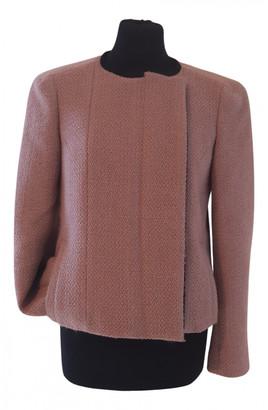 Diane von Furstenberg Beige Wool Jackets