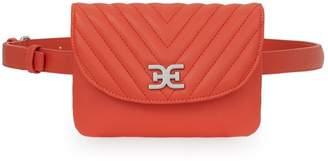 Sam Edelman Hallie Convertible Quilted Belt Bag