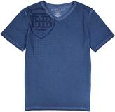 Buffalo David Bitton Insignia Blue Shift Tee - Boys