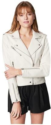 Blank NYC Moto Jacket (Naked Eye) Women's Jacket