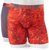 adidas Men's 2-pack climacool Micro Mesh Performance Boxer Briefs