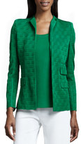 Misook Lilly Textured Jacket