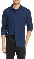 Vince Men's Two-Pocket Denim Shirt