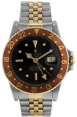 Rolex 1977 pre-owned GMT-Master 40mm