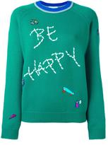 Mira Mikati 'Be Happy' jumper
