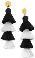 BaubleBar Luisa Tassel Drop Earrings