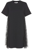 McQ by Alexander McQueen Embellished cotton dress