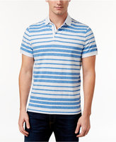 Tommy Hilfiger Men's Tailored-Fit Striped Polo