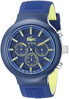 Lacoste Men's 2010797 Borneo Blue Chronograph Watch