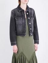 Claudie Pierlot Voltige denim jacket