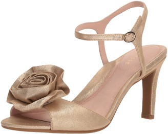 Taryn Rose Women's Jacklyn Shimmer Metallic Pump