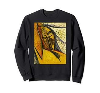 Head of a Sleeping Woman Pablo Picasso Sweatshirt
