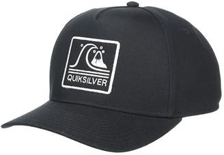 Quiksilver The Lineman Hat (Black) Baseball Caps