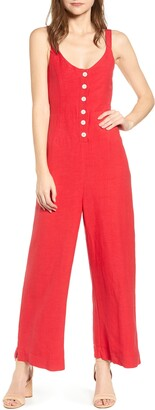 Rails Teresa Tie Back Jumpsuit