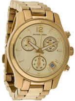 Michael Kors Mini Runway Chronograph Watch