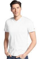 Tommy Hilfiger Big and Tall Men's Elmira V-Neck T-Shirt