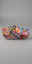 See by Chloe Let's Party Print Clutch