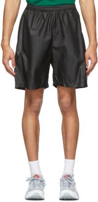 AFFIX Black Technical Shorts