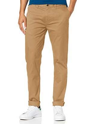 Scotch & Soda Men's Nos Stuart-Classic Regular Slim Fit Chino Trouser, (Size: 32/34)