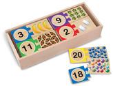 Melissa & Doug Self-Correcting Number Puzzle - 40 Pieces