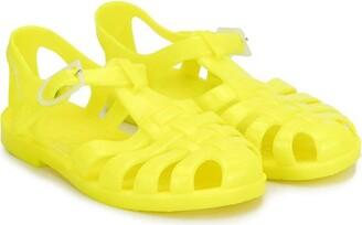 Emporio Armani Kids PVC sandals