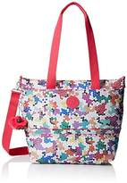 Kipling Tiffani Prt Tote Bag