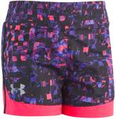 Under Armour Toddler Girl Grid Mesh Shorts