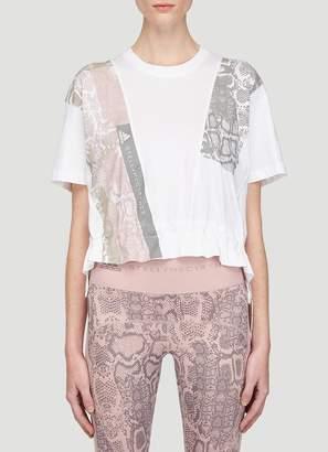 adidas by Stella McCartney Drawstring Hem T-Shirt