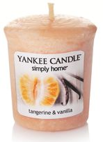 Yankee Candle simply home Tangerine & Vanilla Votive Candle