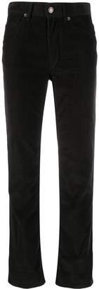 Marc Jacobs corduroy high waist trousers