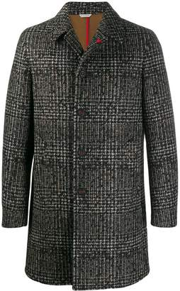 Manuel Ritz straight-fit coat