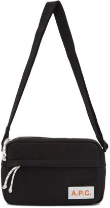 A.P.C. Black Protection Camera Bag