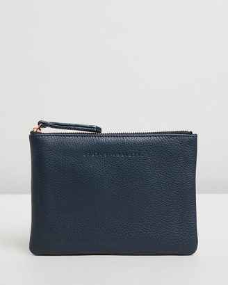 Status Anxiety Women's Navy Wallets - Treacherous Clutch - Size One Size at The Iconic