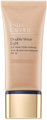 Estee Lauder Double Wear Light Soft Matte Hydra Makeup SPF10 30ml - Colour Ecru
