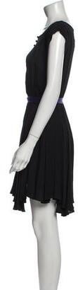 Alexander Wang Scoop Neck Mini Dress w/ Tags Black