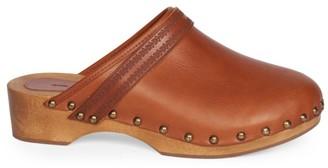 Isabel Marant Thalie Leather Clogs