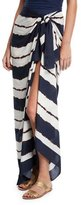 Vix Isla Cover-Up Sarong, One Size